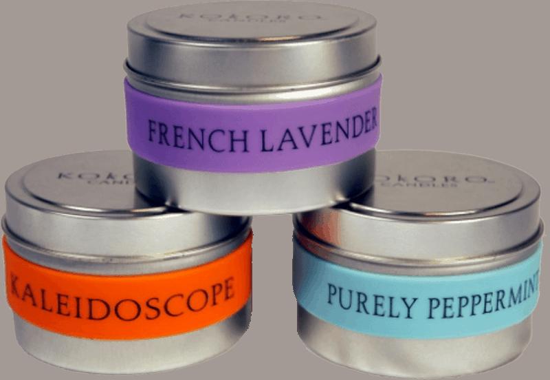 Identification Bands for Jars