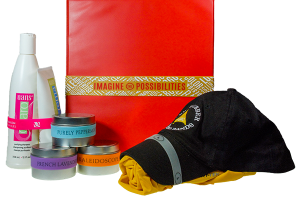 Promostretch printed rubber bands bundling promotional items