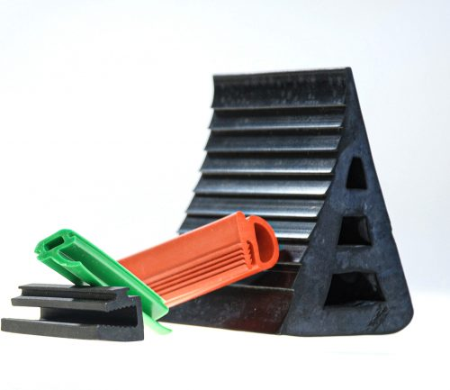 Complex rubber extrusions by Aero Rubber