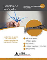 Tab Bands Online Spanish Brochure Cover