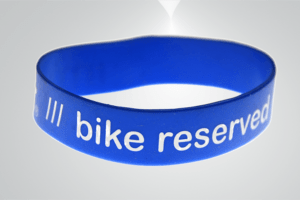 Bike Reserved with Gray