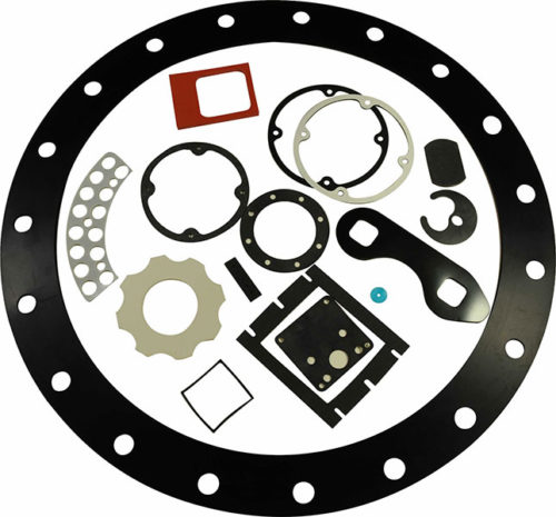 Gaskets & Seals by Aero - Custom Rubber Parts