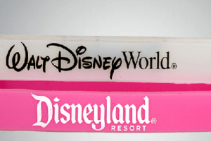 Disney Wristbands