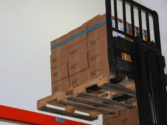 freezer-band-pallet-on-shelf