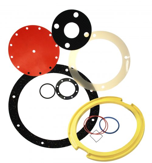 Assorted gaskets and seals