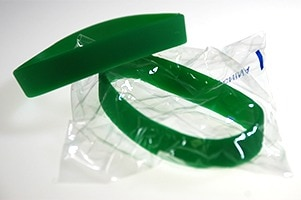 Wristband – Single Pk. – Green