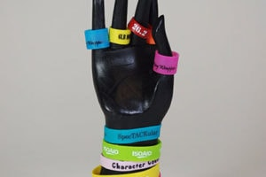 Wristbands and Fingerbands