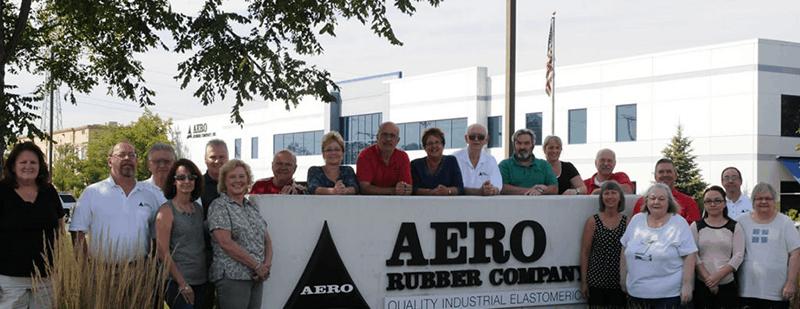 Aero Rubber Company®, Inc. Staff