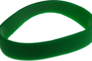 Wristband – Single Pk. – Green